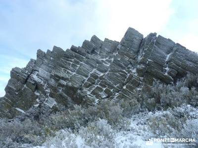 El Porrejón y Peña La Cabra; fines de semana; excursiones madrid;excursiones montaña